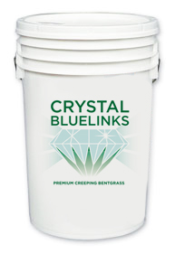 Crystal bluelinks