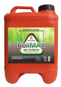 Foliomax HUMIC+ pack shot copy