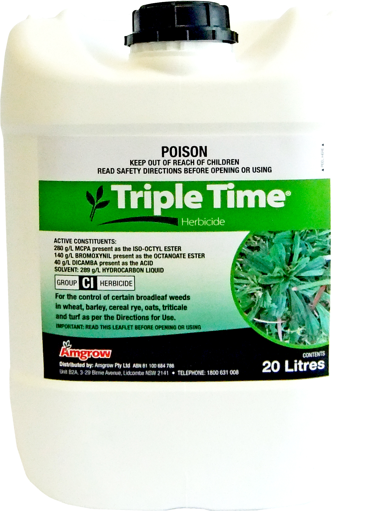 Triple Time - Nuturf